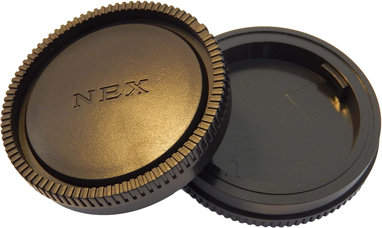 Vhbw Objektiv Deckel Set Passend Für Kamera Sony Nex 7 Kamera