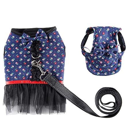 Karinao Soft Wear - Chaleco para Cachorros/Perros, arnés Seguro ...