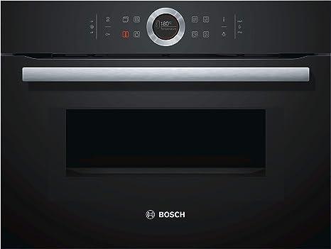 Bosch CMG633BB1 - Microondas (Integrado, 45 L, 1000 W, Tocar ...