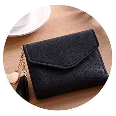 47028f417b8c Wallet Tassel Fashion Coin Purse Card Holder Wallets Female Clutch ...