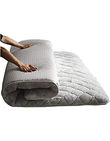 FDesign Colchón Suelo Plegable Tatami, Topper Viscoelástico Colchón Plegable japonés alfombras Almohadilla ntiescaras Colchones Dormitorio