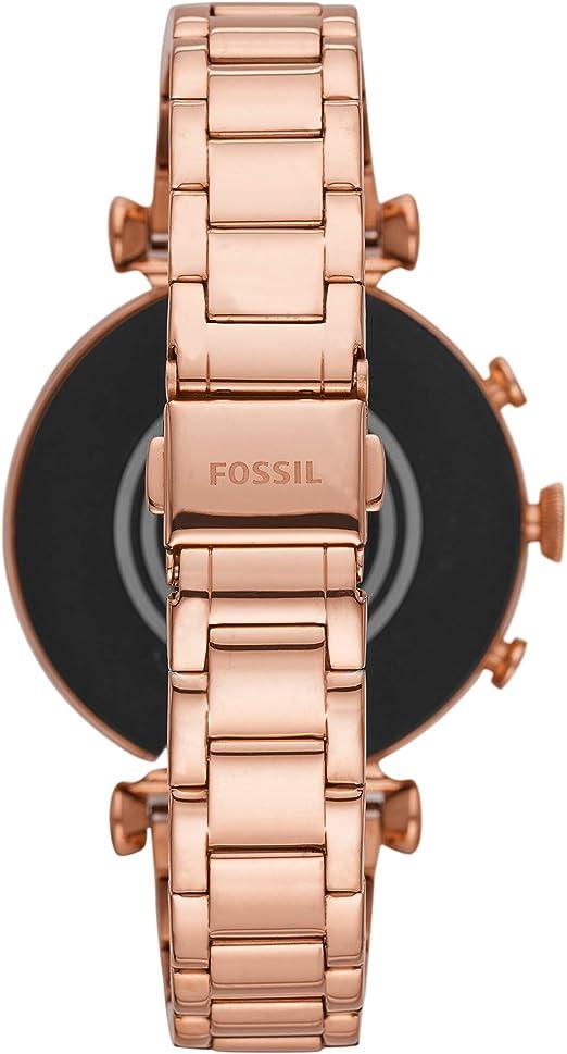 Amazon.com: Fossil Gen 4 Sloan HR Reloj inteligente con ...