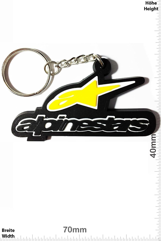 Llaveros - Keychains - alpinestars - yellow - Extremsport ...