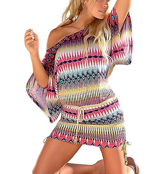 Vestidos de verano de playa