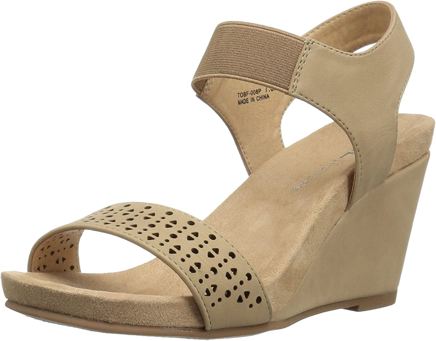 CL by Chinese Laundry Women's Tatum Wedge Sandal