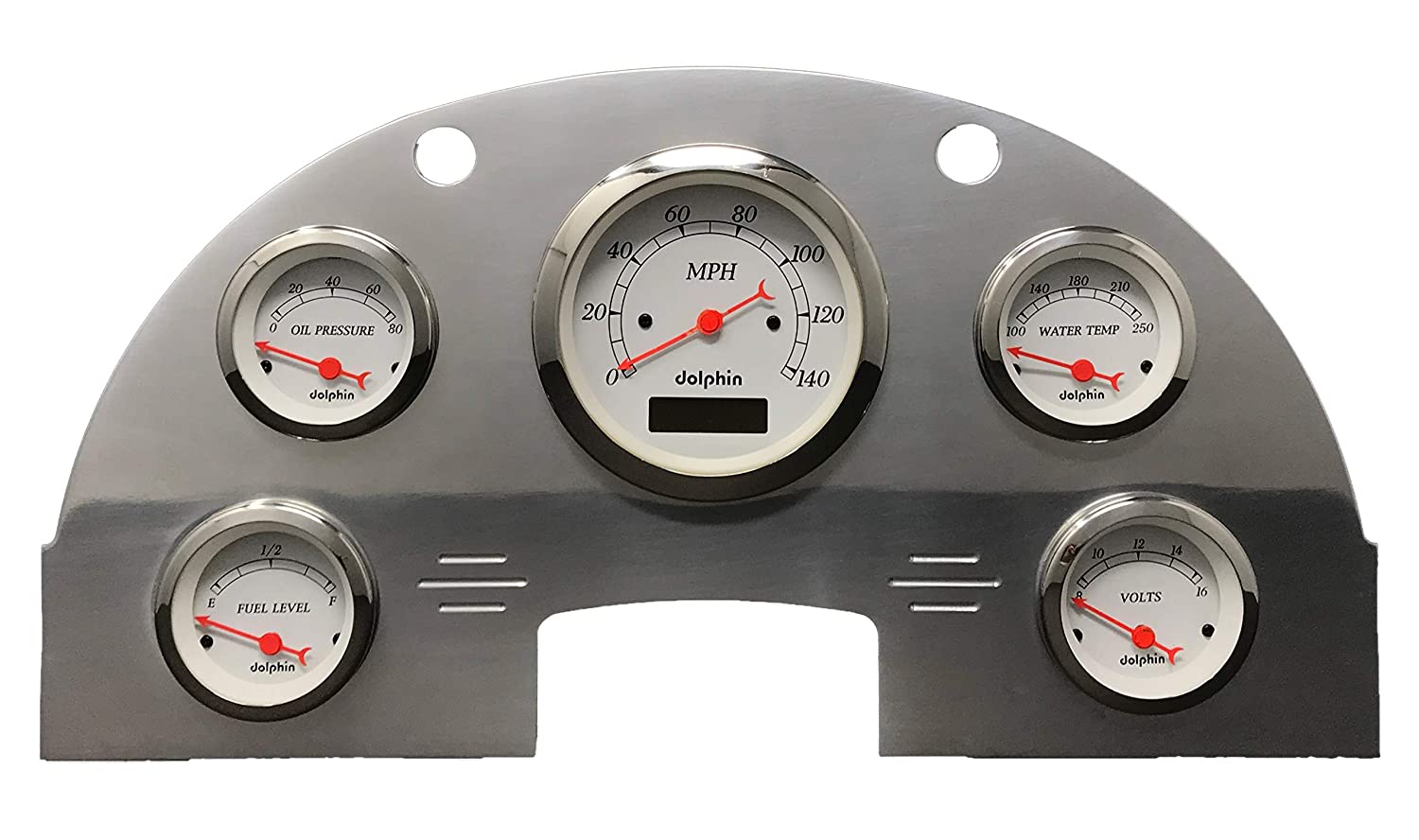 amazon com dolphin gauges compatible with 1956 ford car car wire diagram for 1956 ford f100