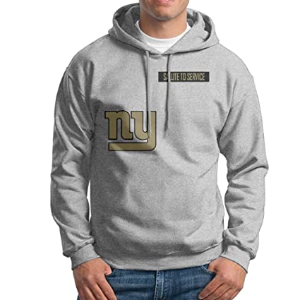 8a69e7620 CDCDW Performance New York Giant Salute to Service Player Performance Men s Pullover  Hoodie Hooded Sweatshirt