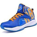 Zapatos de Baloncesto para niños Alto para Ayudar a los Zapatos Deportivos Zapatillas para Niños