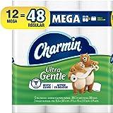Charmin Sensitive Toilet Paper Mega Rolls, 12 ea