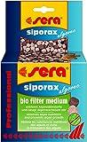Sera Siporax Algovec Professional Traitement de l'Eau pour Aquariophilie 210 g
