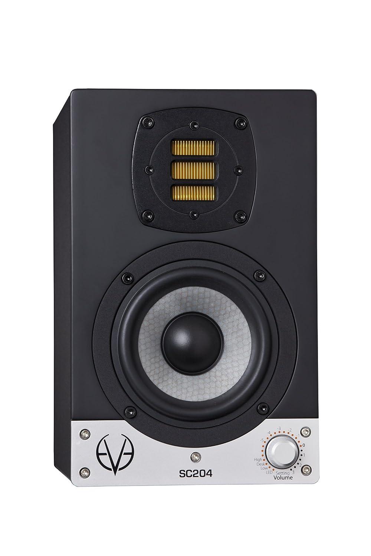 'Eve Audio SC204schwarz Lautsprecher–Lautsprecher (Universal, XLR, Boden, integriert, 10,2cm (4), 10cm) 2cm (4) 10cm)