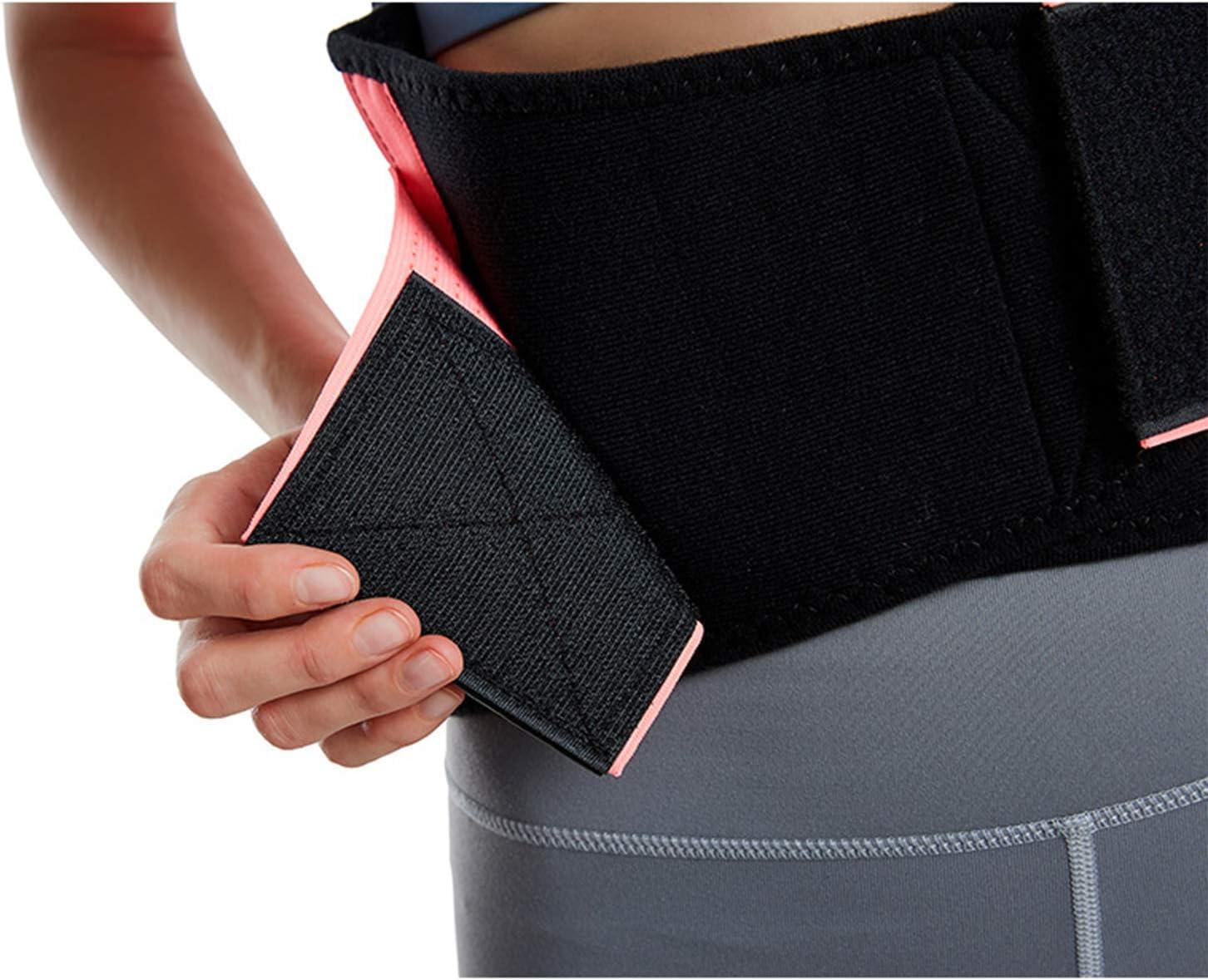 MIAODAM Waist Trainer Belt for Women Sweet Sweat Waist Trimmer for Women for Weight Loss Slimming Body Shaper Belt