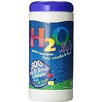 H2O La La Color - Classic Changing Bath Tablets 300 Count jar - Fun Educational Bathtime Activity for Kids, Safe, Non…