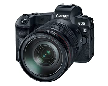 Buy Canon Eos R Mirrorless Digital Camera With 24 105mm Lens Online At Low Price In India Canon Camera Reviews Ratings Amazon In