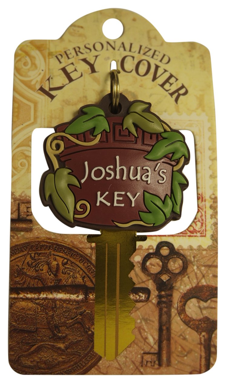 Personalized Key Covers, Key Hook, Joshua (421530207)