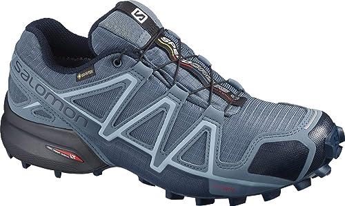 Salomon Speedcross 4 GTX W, Zapatillas de Trail Running para Mujer: Amazon.es: Zapatos y complementos