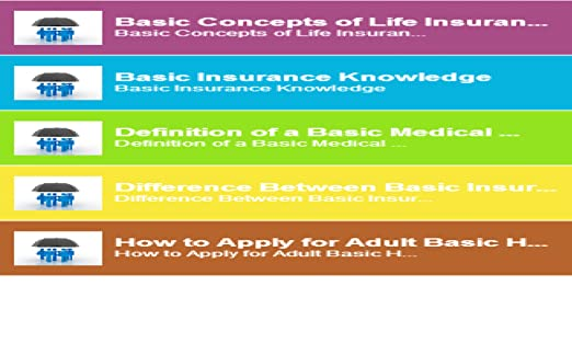 Adult basics insurance images 651