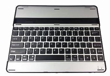 L-link LL-AT-3 - Teclado Bluetooth 3.0, metálico, con soporte, para iPad 2/3, sistema de modulación GFSK: Amazon.es: Informática