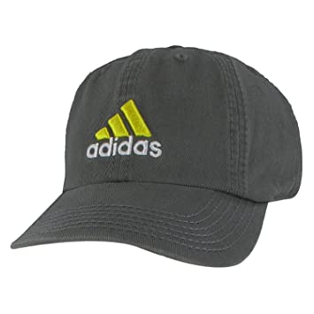 56ad6d545db adidas Men s Weekend Warrior Cap (MID CINDER VIVID YELLOW BLISS