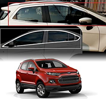 Gallery Of All 2018 Ford Ecosport Exterior Color Options