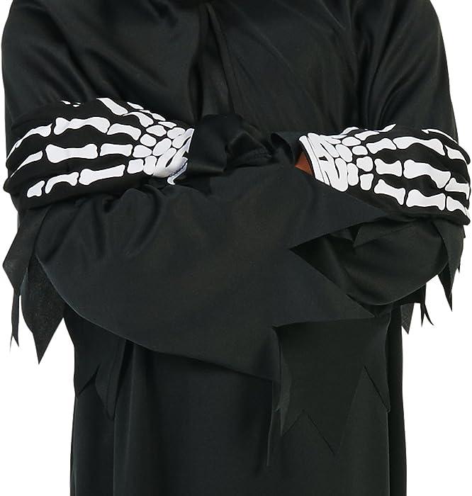 Hooded Grim Reaper Child Costume - Amazon Mỹ | Fado.vn