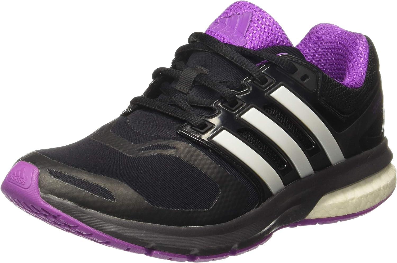 Zapatillas de Running adidas Questar TF W Negro: Amazon.es: Zapatos y complementos