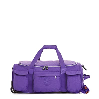 Amazon.com: Kipling Women's Discover Small Carry-On Rolling ...