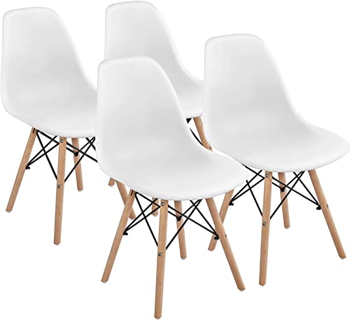 Topeakmart Set of 4 Dining Chairs