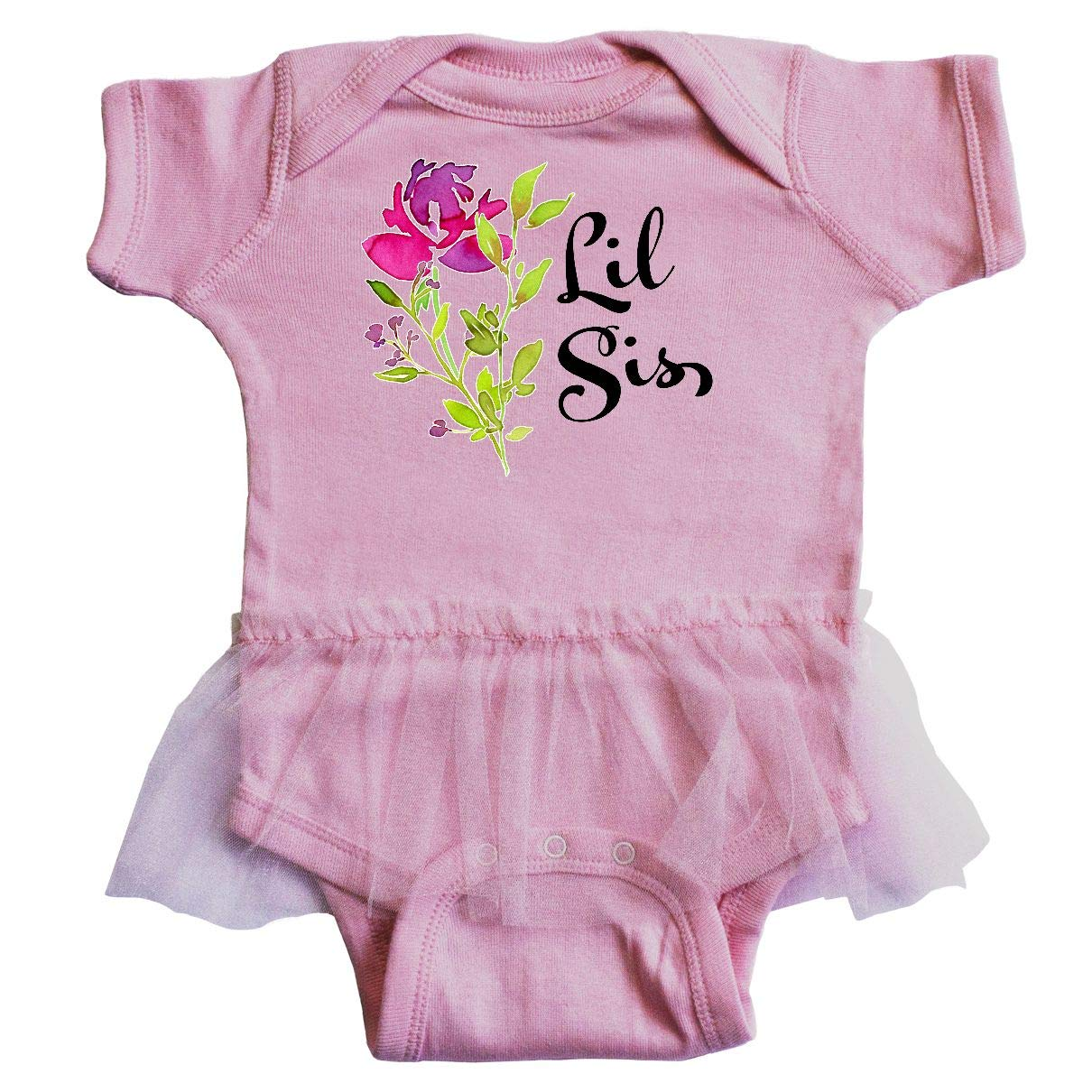 Baby Girls Long Sleeve Jumpsuit Jiu Jitsu Silhouette Baby Clothes