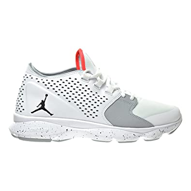 5bed70bf61c Jordan Flow Men's Shoes White/Black/Infrared 23/Wolf Grey 833969-100 ...