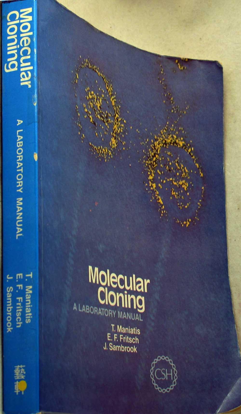 Molecular cloning: A laboratory manual: Amazon.co.uk: Tom Maniatis:  9780879691363: Books