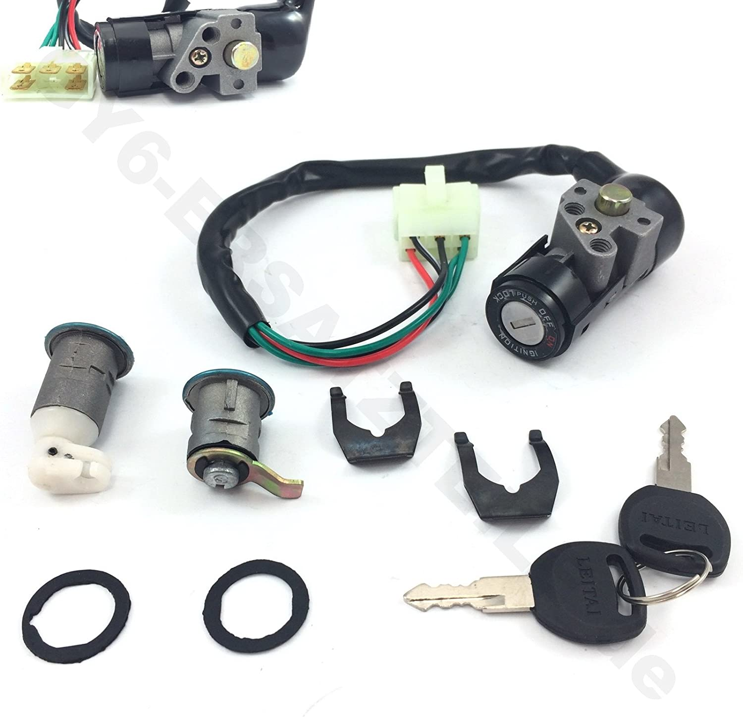 Scooter GY6 150cc VENTO style Colored Switches CHOOSE 1 COLOR