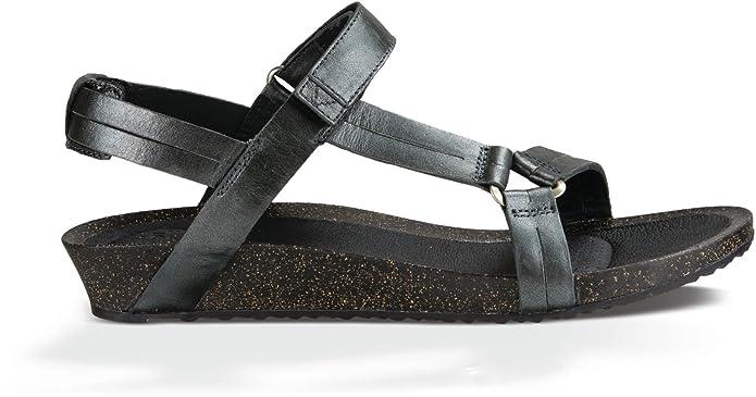 cdc11cb1587c Teva Woman Ysidro Unversial Metallic  Amazon.co.uk  Shoes   Bags