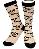 Humor Me - Groucho Marx Socks - Kids, Womens & Mens Novely, Funky, Crazy, Funny