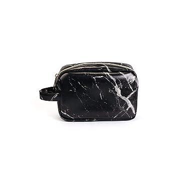 a565aea08ee3 Sheep Marble Travel Cosmetic Bag Big Luxury Makeup ... - Amazon.com