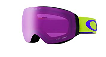 oakley flight deck snow goggles 62dk  Oakley Flight Deck XM Snow Goggles, Citrus Purple, Prizm Rose, Medium
