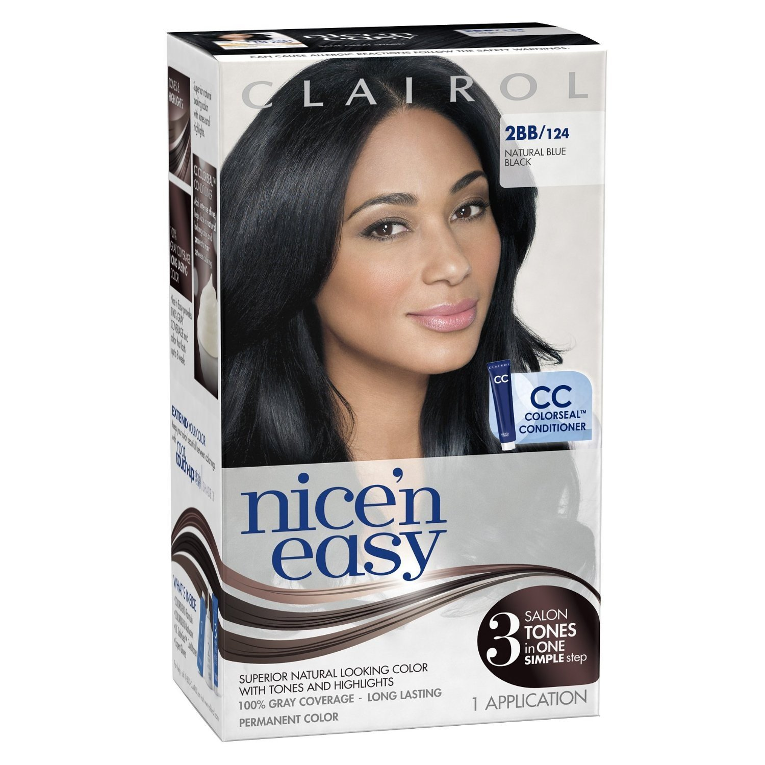 Amazon Clairol Nice N Easy Permanent Color Natural Blue