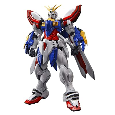 G Gundam God Gundam, Bandai Spirits Hi-Resolution Model: Toys & Games