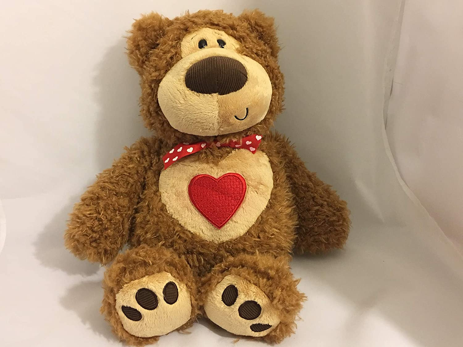 GeriGuard Solutions Dementia Alzheimer's Comfort Therapy Teddy Bear. Size 18 inches Long