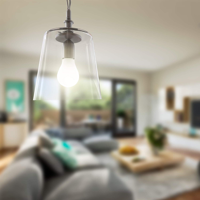 Lumira LED E27 Warmweiss I 12W Lampe I Ersatz f/ür 75W Gl/ühlampe I 240/° Abstrahlwinke I A60 Energiesparlampe I 10-er Pack