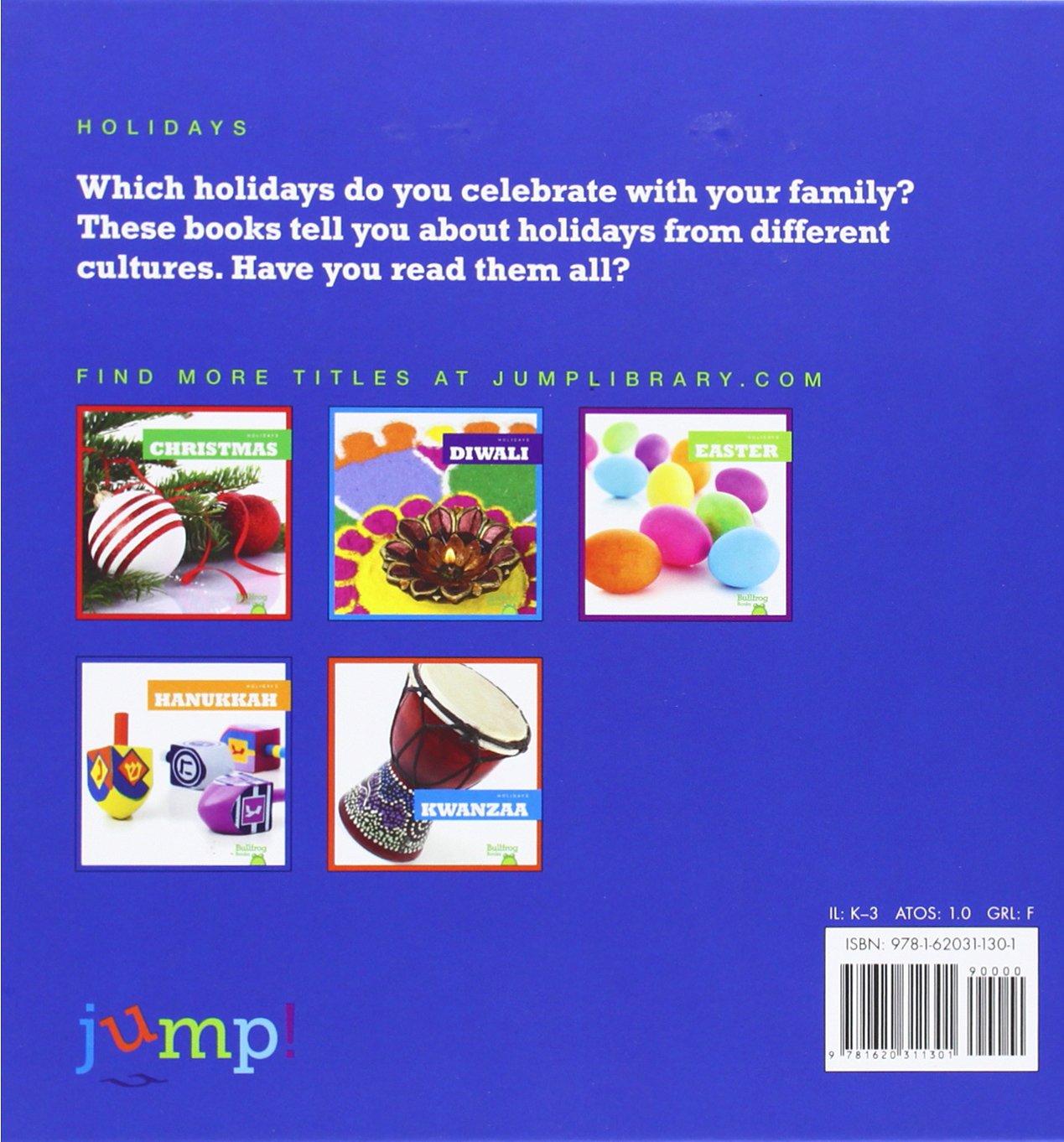 Hanukkah (Bullfrog Books: Holidays) by Jump! (Image #1)