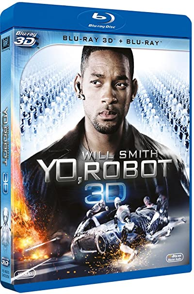 Yo, Robot 3D [Blu-ray]: Amazon.es: Will Smith, Bridget Moynahan, Alan Tudyk, James Cromwell, Bruce Greenwood, Adrian Ricard, Chi McBride, Jerry Wasserman, Alex Proyas, Will Smith, Bridget Moynahan, John Davis: Cine y Series
