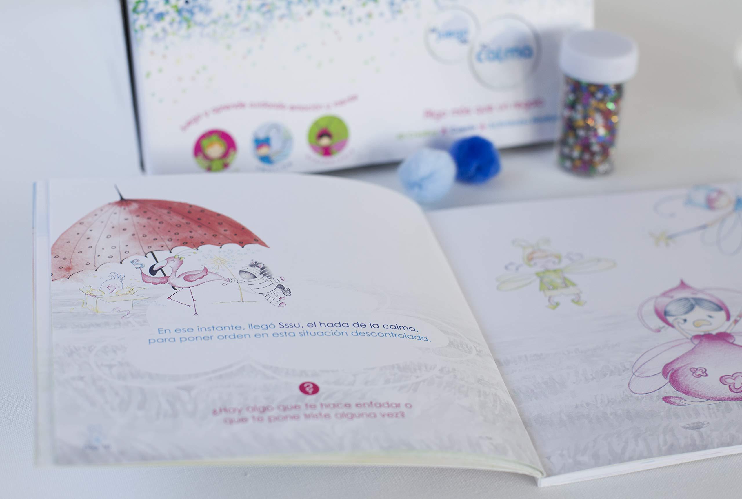El Juego De La Calma - Kit Creativo: Amazon.es: Vv.Aa., Vv.Aa.: Libros