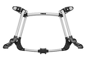 Amazon.com: Thule 9033 Tram Hitch Ski Carrier with Locks: Sports ...