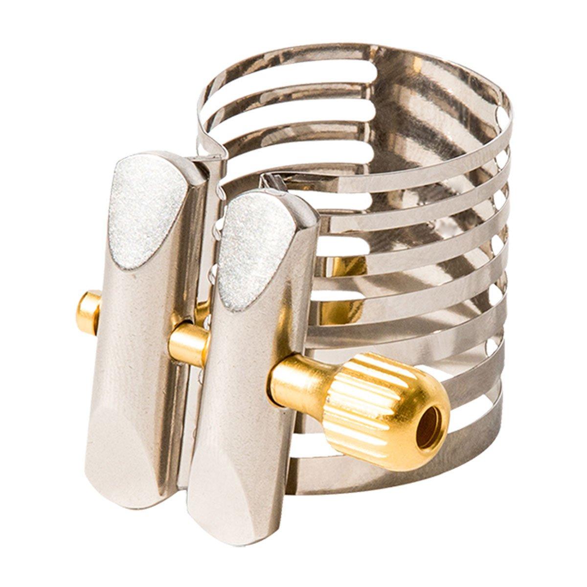 Ligadura de saxofón alto Rovner P-1M Platinum P-1M
