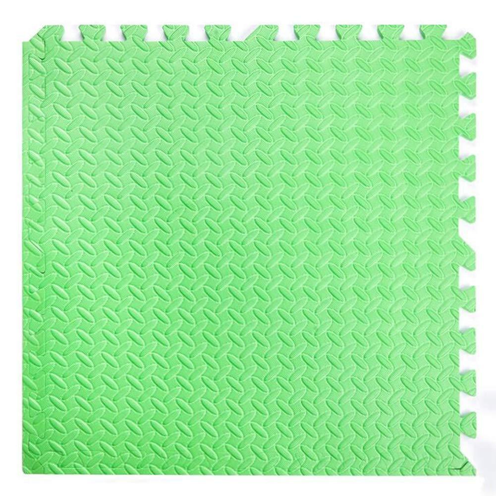 ordenar ahora verde 6pcs-60x60X2.5cm WHAIYAO WHAIYAO WHAIYAO Alfombra Puzle Juego De Rompecabezas for Niños Más Grueso Costura Libertad Dormitorio Sala De Deportes Taekwondo, 9 Colors, 2 Tallas (Color   B, Talla   15pcs-60X60X2.5cm)  edición limitada en caliente