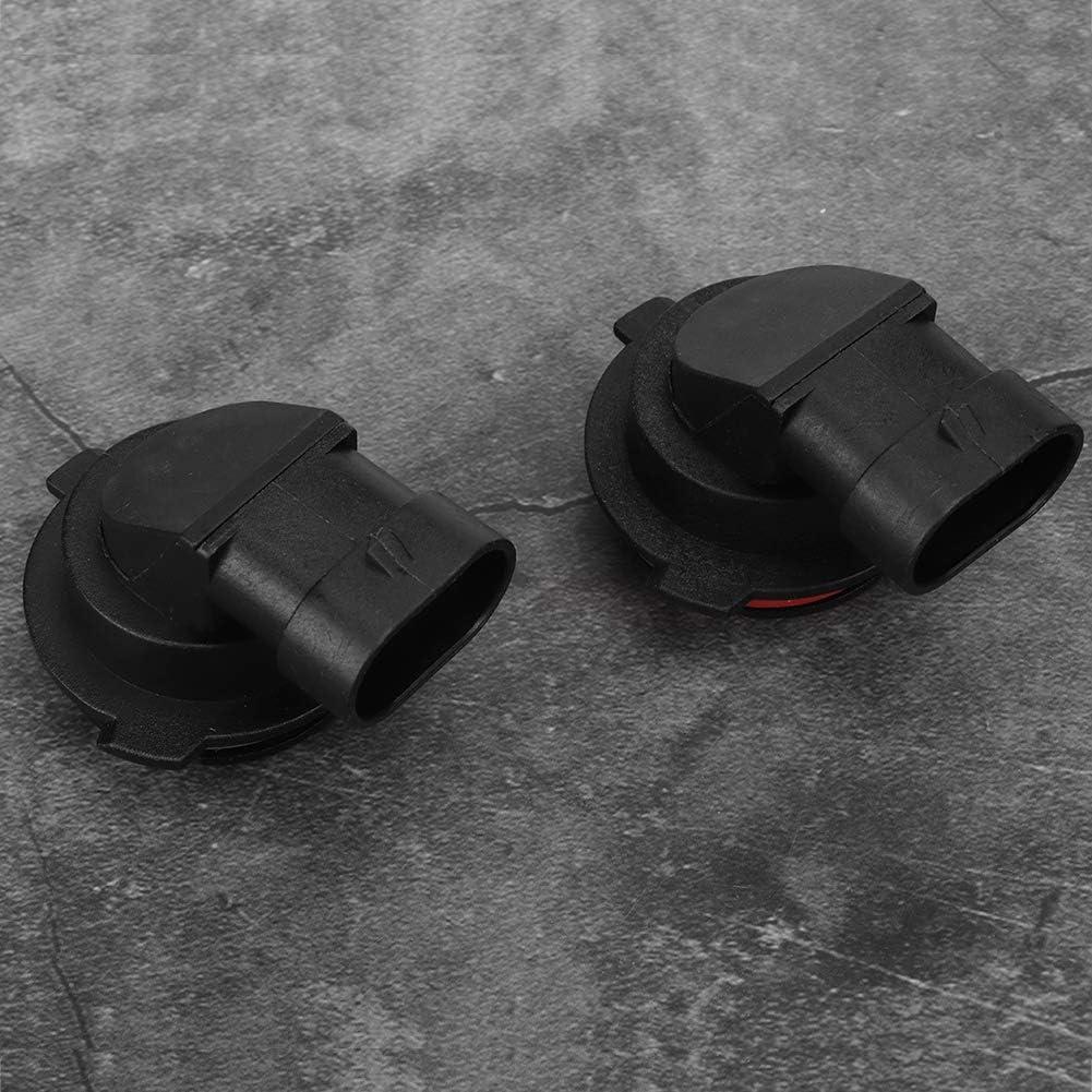 Lampenhalter Lampensockel 2 Tlg Lampenfassung Für Scheinwerfer Passend Für Astra Mit H7 Lampe 1226084 9118046 Auto