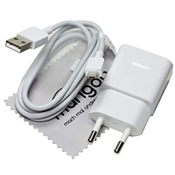 Cargador para Huawei Original HW-050100E01 1A + cable de datos cable cargador micro USB para Huawei P8/P8lite/P8 Lite 2017/P9 Lite/P10 Lite con mungoo ...