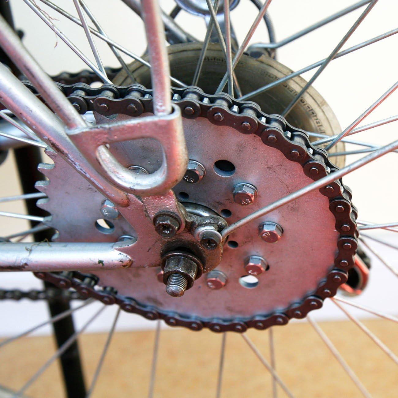 JRL - Rueda piñón motorizada de 36 dientes para bicicleta 50 cc 60 cc 80 cc: Amazon.es: Coche y moto