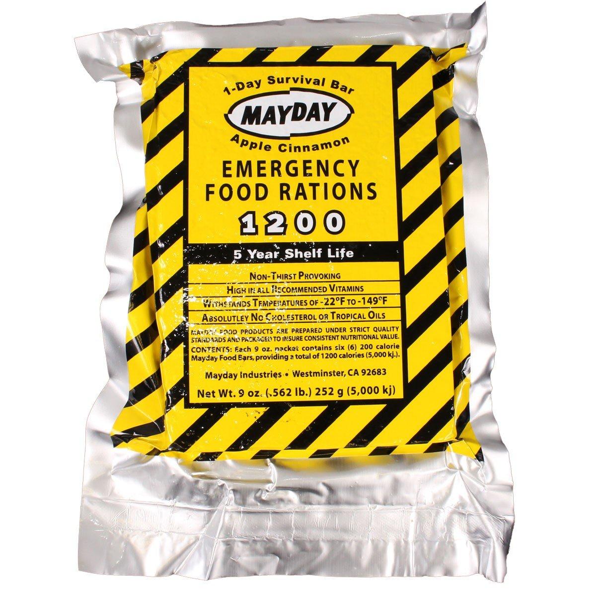 Mayday Emergency Preparedness Boating Food & Water Package